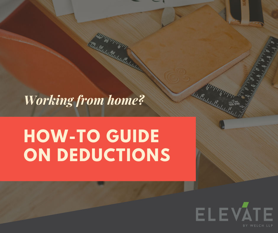 How-to guide for home office deductions in Canada